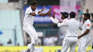 India vs Sri Lanka, 1st Test, Day 3: Lakmal, Dilruwan wrap up hosts before lunch