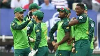 ICC CRICKET World Cup 2019: Pakistan vs South Africa, Match at London, Pakistan won toss, decided to bat