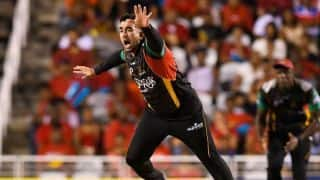 CPL 2018: Tabraiz Shamsi back with St Kitts & Nevis Patriots
