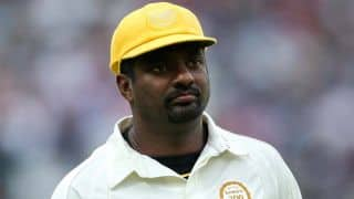 Muralitharan: Losing to ZIM means SL are not performing well