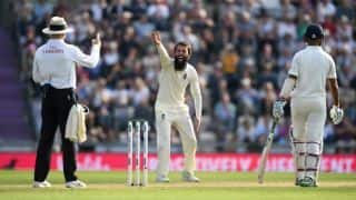 Sri Lanka vs England, 1st test: Moeen Ali, Jack Leach share seven wickets; England beat Sri Lanka by 211 runs