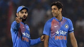 Sunil Gavaskar doubts Ashish Nehra's merit to play in India XI