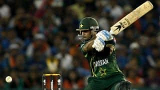 NZ vs Pak: Mohammad Hafeez dismissed for 86
