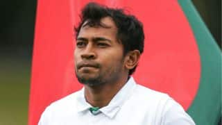 Rahim upset with tourists' bowling efforts