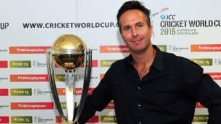 Michael Vaughan now trolls England on Twitter
