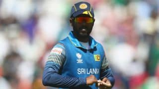 Tharanga: Not mentally prepared to go to Pakistan