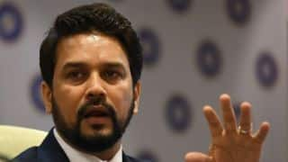 Anurag Thakur's secretary writes letter to BCCI Lokpal on illegal dismissal