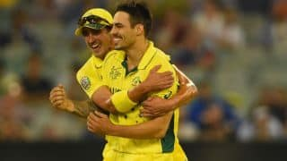 Video: Australian cricketers train on 'hybrid' wicket ahead of West Indies tour