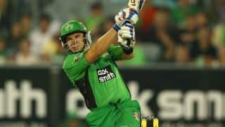 Brad Hodge recalled to Australia's T20I squad to face England