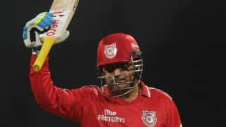 IPL 2015: Sehwag credits Patel, Johnson for KXIP's win