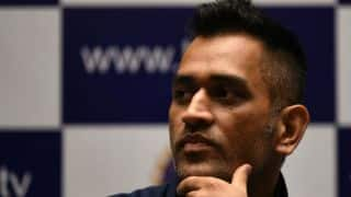 MS Dhoni: IND couldn't have expected more from the batting unit