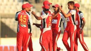 Bangladesh Premier League (BPL): BPL 2016 team and squad details