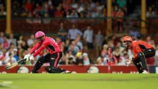 Live Cricket Score, Perth Scorchers vs Sydney Sixers, Big Bash League 2014-15 final match: Perth Scorchers win by 4 wickets