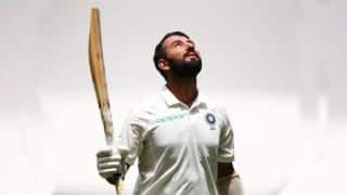 Cheteshwar Pujara slams 17th test century creates new records