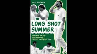 Long Shot Summer — scrupulously detailed account of a terrible season for English cricket