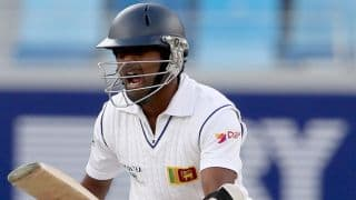 Kaushal Silva takes Sri Lanka to 221 for three at Tea against Northamptonshire