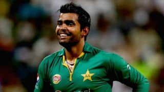 Video: Umar Akmal cleaned bowled by a woman cricketer