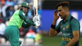 जानिए, कब और कहां देखें, साउथ अफ्रीका-पाकिस्तान विश्व कप मुकाबला