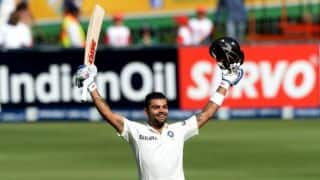 VIDEO: Virat Kohli saves India with 119 vs South Africa in 2013