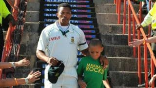 Makhaya Ntini's son Thando included in South Africa's U-19 World Cup squad