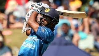 Kumar Sangakkara becomes leading ODI run-scorer for Sri Lanka