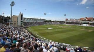 India tour of England 2014: Nottinghamshire chief dismisses claims regarding lifeless Trent Bridge pitch