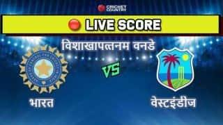 भारत ने वेस्टइंडीज को 107 रन से रौंदा, सीरीज 1-1 से बराबर