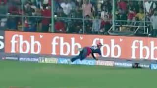 "IPL 2018: Trent Boult's catch of Virat Kohli ""greatest ever"", opines Michael Vaughan"