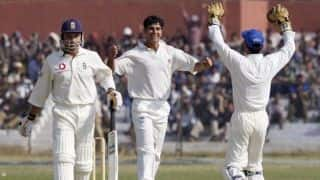 From bottom to top: Five instances of tailenders opening the batting