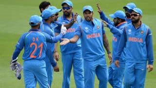 Team India reaches West Indies to play 5 match ODI series