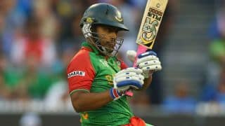 Tamim Iqbal to be fined following spat during Bangladesh Premier League 2015