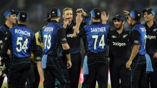 IND vs NZ, 2nd ODI: Kiwis win thriller by 6 runs, level series 1-1