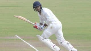 R Samarth fifty as India A draw with New Zealand A
