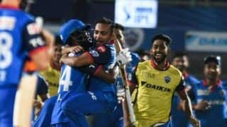 VIDEO: Delhi Capitals beat Sunrisers Hyderabad in IPL Eliminator