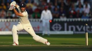 Video: Cook's 243 vs West Indies, day-night Test at Edgbaston