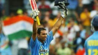 2003 विश्व कप ना खेल पाना दुखद था: वीवीएस लक्ष्मण