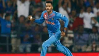 Hardik Pandya equals Kapil Dev's feat