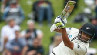 New Zealand vs South Africa, 2nd Test Day 3: Jeet Raval's fifty keep hosts in play; visitors trail by 48 at tea