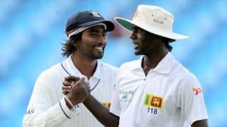 Sri Lanka win toss, elect to bowl in 1st Test against Bangladesh