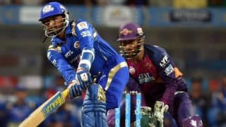 Mumbai Indians vs Rising Pune Supergiants, IPL 2016, Match 1 at Mumbai: Highlights of 1st innings