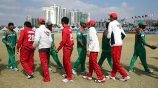 ICC Intercontinental Cup: Namibia, Hong Kong lock horns in pursuit of Test status