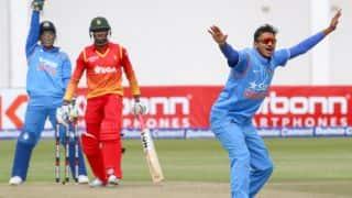 India vs Zimbabwe, Live Cricket Score Updates & Ball by Ball commentary, India vs Zimbabwe 2016: 3rd ODI at Harare