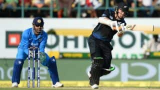 Tom Latham thanks Ross Taylor for his 'calming influence' after New Zealand's victory against India in 1st ODI