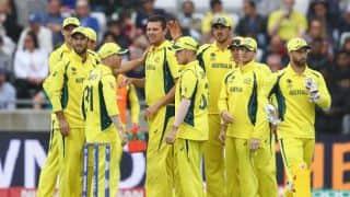 Australia to undergo training camp at Darwin ahead of Bangladesh tour