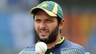 Afridi feels Pakistan must improve their game following ODI series loss to Bangladesh
