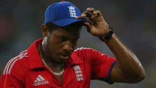 Barbados-born Jordan part of England squad