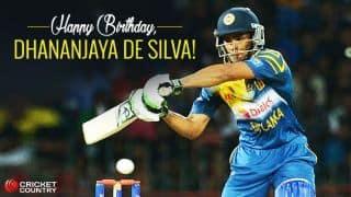 Happy Birthday, Dhananjaya de Silva! Sri Lankan all-rounder turns 25