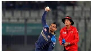 BPL 2019: Sunil narain helps Dhaka Dyamites' 6-wicket win over Chittagong Vikings