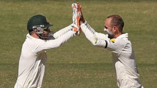 India vs Australia, 1st Test at Adelaide Oval, Day 5: Nathan Lyon takes 5 wickets