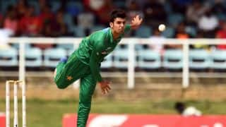 Shadab Khan selected in Pakistan Test squad against West Indies